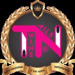 logo twins nails