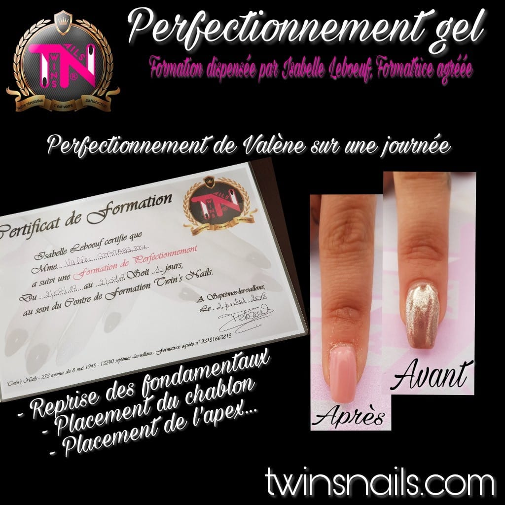 formation prothesiste ongulaire perfectionnement